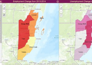 Changes in Employment 2013-2014